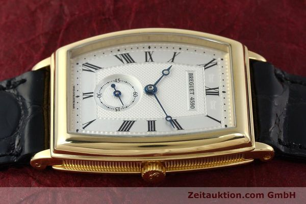 montre de luxe d occasion Breguet * or 18 ct automatique Kal. 532 Ref. 3670  | 141756 05