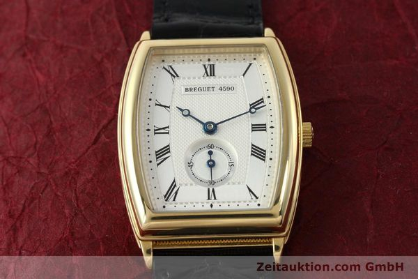 montre de luxe d occasion Breguet * or 18 ct automatique Kal. 532 Ref. 3670  | 141756 17