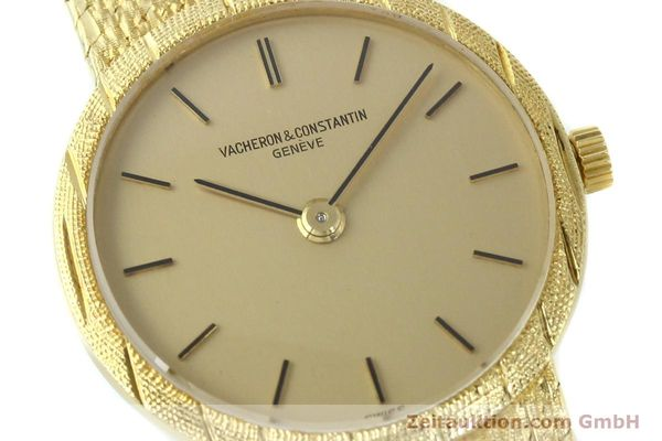 Used luxury watch Vacheron & Constantin * 18 ct gold manual winding Kal. 1003 Ref. 6898  | 141757 02