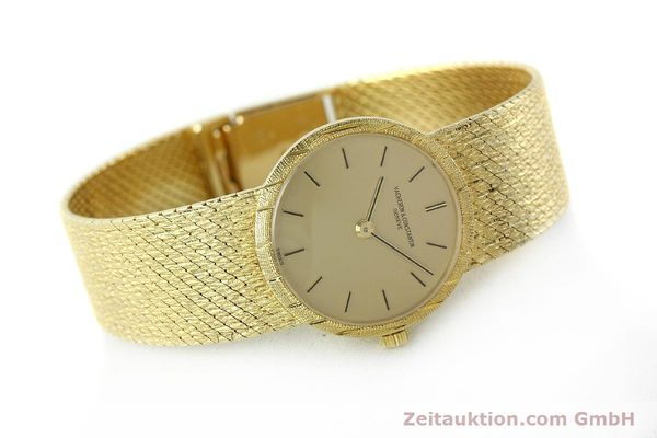 Used luxury watch Vacheron & Constantin * 18 ct gold manual winding Kal. 1003 Ref. 6898  | 141757 03