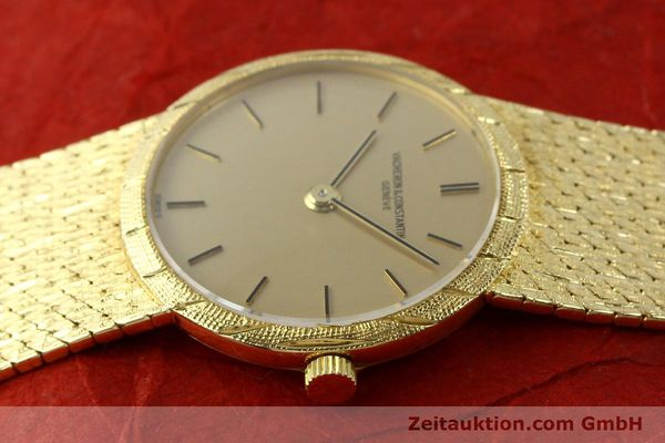 Used luxury watch Vacheron & Constantin * 18 ct gold manual winding Kal. 1003 Ref. 6898  | 141757 05