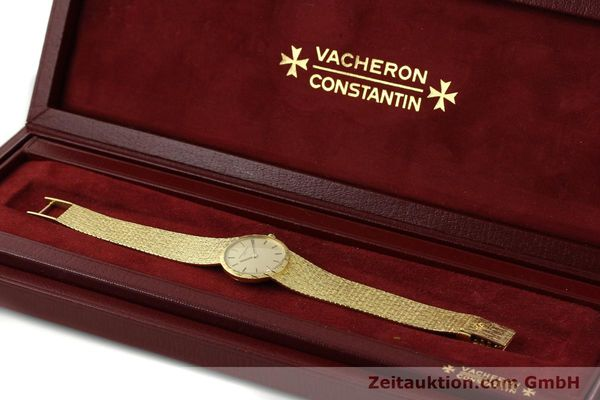Used luxury watch Vacheron & Constantin * 18 ct gold manual winding Kal. 1003 Ref. 6898  | 141757 07