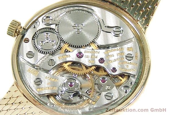Used luxury watch Vacheron & Constantin * 18 ct gold manual winding Kal. 1003 Ref. 6898  | 141757 11