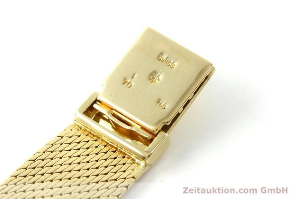 Used luxury watch Vacheron & Constantin * 18 ct gold manual winding Kal. 1003 Ref. 6898  | 141757 14