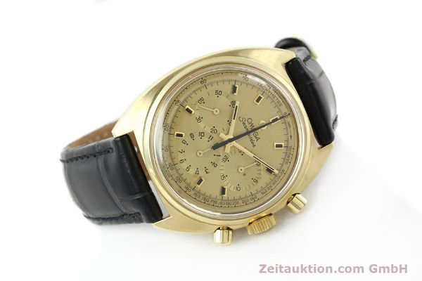 Used luxury watch Omega Seamaster 18 ct gold automatic Kal. 321 Ref. 145.006-68  | 141758 03