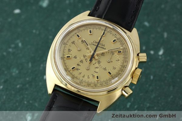 Used luxury watch Omega Seamaster 18 ct gold automatic Kal. 321 Ref. 145.006-68  | 141758 04
