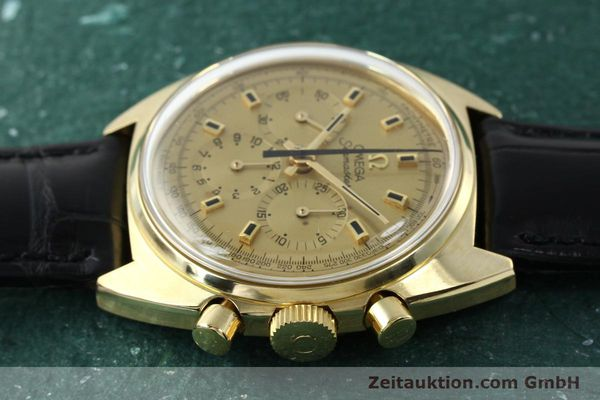 Used luxury watch Omega Seamaster 18 ct gold automatic Kal. 321 Ref. 145.006-68  | 141758 05