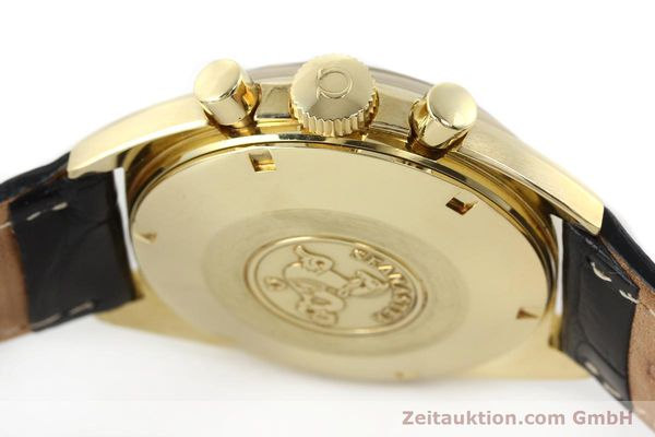 Used luxury watch Omega Seamaster 18 ct gold automatic Kal. 321 Ref. 145.006-68  | 141758 11