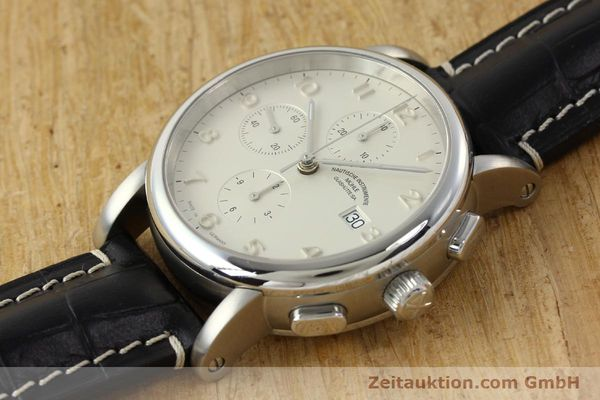 Used luxury watch Mühle Antaria chronograph steel automatic Kal. MU 9408 ETA 7750 Ref. M1-39-00  | 141760 01