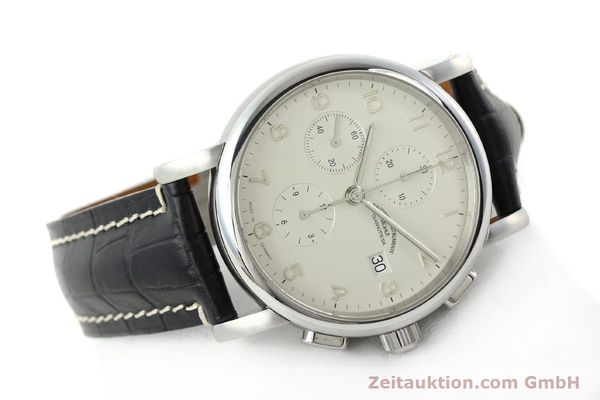 Used luxury watch Mühle Antaria chronograph steel automatic Kal. MU 9408 ETA 7750 Ref. M1-39-00  | 141760 03