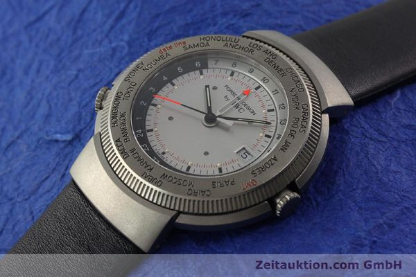 Used luxury watch IWC Porsche Design titanium quartz Kal. 643 Ref. 3821/3822  | 141761 01