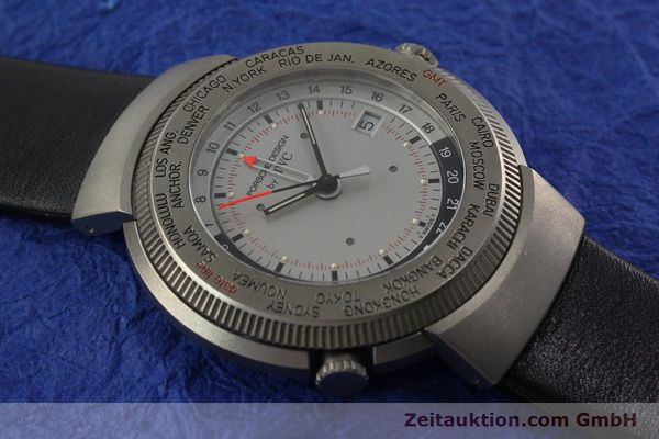 Used luxury watch IWC Porsche Design titanium quartz Kal. 643 Ref. 3821/3822  | 141761 15