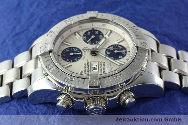 Used luxury watch Breitling Superocean steel automatic Kal. B13 ETA 7750 Ref. A13340  | 141762 05