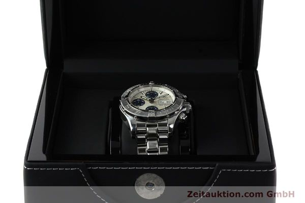 Used luxury watch Breitling Superocean steel automatic Kal. B13 ETA 7750 Ref. A13340  | 141762 07
