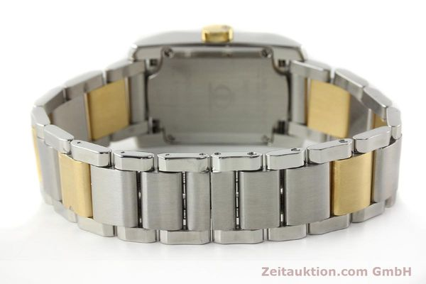 Used luxury watch Baume & Mercier Hampton gilt steel quartz Kal. BM7111 ETA F03111 Ref. 65489  | 141763 11