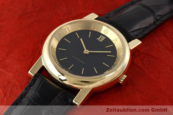 Used luxury watch Bvlgari Anfiteatro 18 ct gold automatic Kal. 220-MBBE Ref. AT35GLAUT  | 141764 01