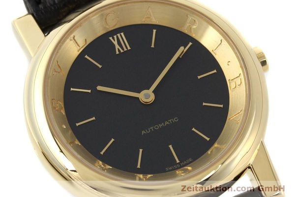 Used luxury watch Bvlgari Anfiteatro 18 ct gold automatic Kal. 220-MBBE Ref. AT35GLAUT  | 141764 02