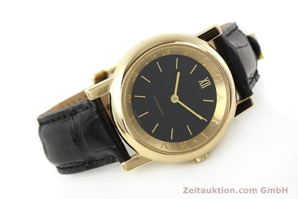 Used luxury watch Bvlgari Anfiteatro 18 ct gold automatic Kal. 220-MBBE Ref. AT35GLAUT  | 141764 03