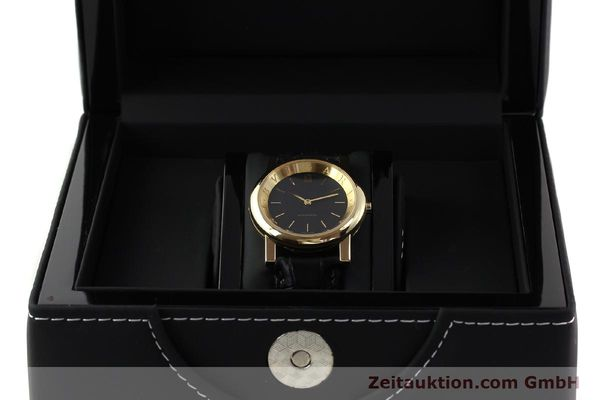 Used luxury watch Bvlgari Anfiteatro 18 ct gold automatic Kal. 220-MBBE Ref. AT35GLAUT  | 141764 07