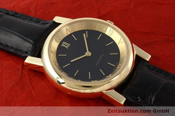 Used luxury watch Bvlgari Anfiteatro 18 ct gold automatic Kal. 220-MBBE Ref. AT35GLAUT  | 141764 16