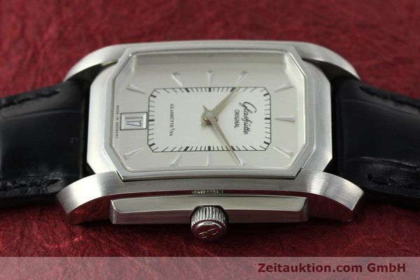 Used luxury watch Glashütte Senator steel automatic Kal. 39  | 141766 05