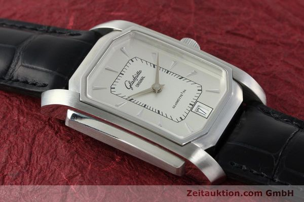 Used luxury watch Glashütte Senator steel automatic Kal. 39  | 141766 13