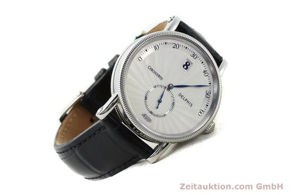 Used luxury watch Chronoswiss Delphis steel automatic Kal. C124 Ref. CH1423  | 141770 03