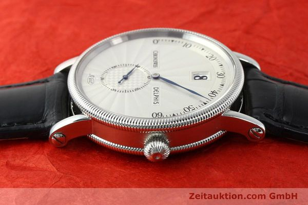 Used luxury watch Chronoswiss Delphis steel automatic Kal. C124 Ref. CH1423  | 141770 05