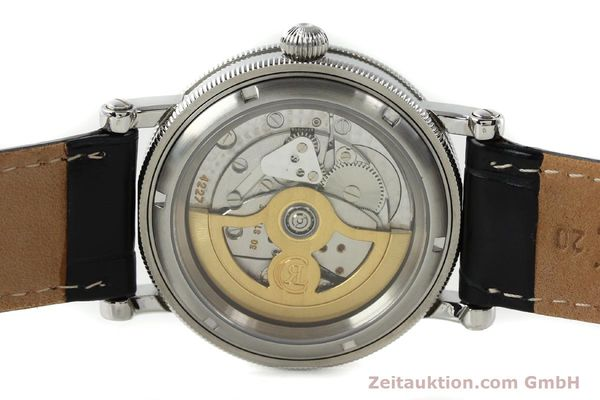 Used luxury watch Chronoswiss Delphis steel automatic Kal. C124 Ref. CH1423  | 141770 12