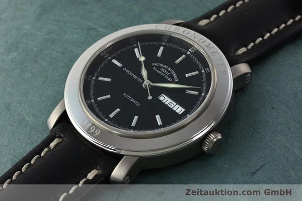 Used luxury watch Mühle M99 titanium automatic Kal. ETA 2836-2 Ref. M1-99-20  | 141771 01