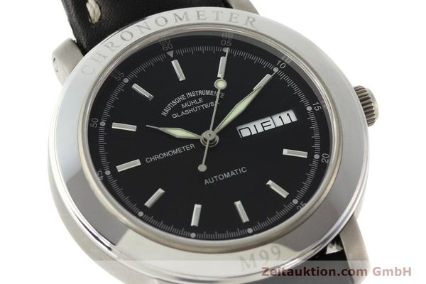 Used luxury watch Mühle M99 titanium automatic Kal. ETA 2836-2 Ref. M1-99-20  | 141771 02