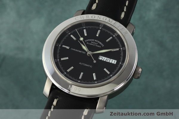 Used luxury watch Mühle M99 titanium automatic Kal. ETA 2836-2 Ref. M1-99-20  | 141771 04