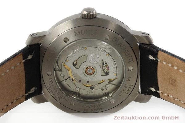 Used luxury watch Mühle M99 titanium automatic Kal. ETA 2836-2 Ref. M1-99-20  | 141771 09