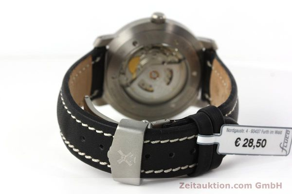 Used luxury watch Mühle M99 titanium automatic Kal. ETA 2836-2 Ref. M1-99-20  | 141771 12