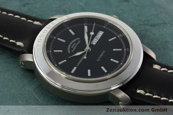 Used luxury watch Mühle M99 titanium automatic Kal. ETA 2836-2 Ref. M1-99-20  | 141771 16