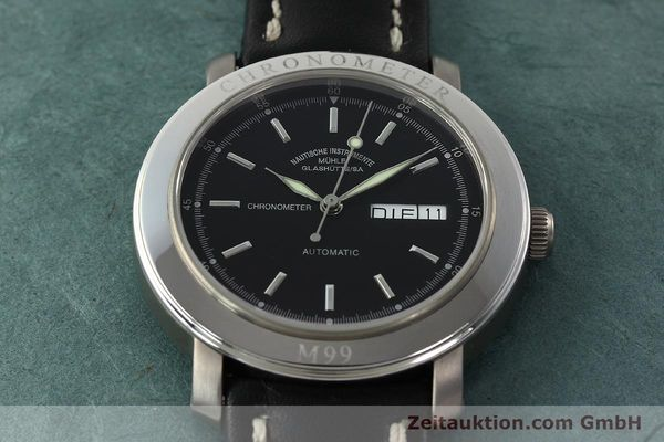 Used luxury watch Mühle M99 titanium automatic Kal. ETA 2836-2 Ref. M1-99-20  | 141771 17