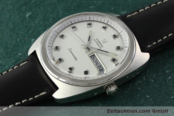 Used luxury watch Omega Seamaster steel automatic Kal. 752 Ref. 166.064  | 141772 01