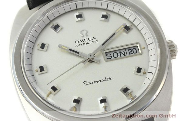Used luxury watch Omega Seamaster steel automatic Kal. 752 Ref. 166.064  | 141772 02