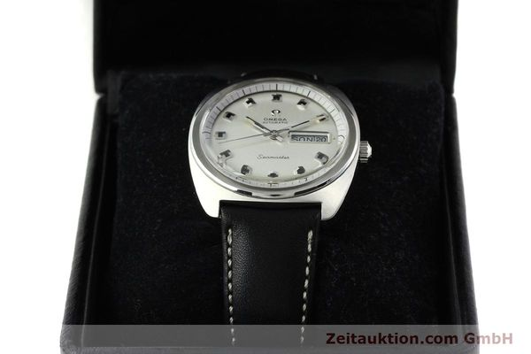 Used luxury watch Omega Seamaster steel automatic Kal. 752 Ref. 166.064  | 141772 07