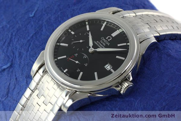 Used luxury watch Omega De Ville steel automatic Kal. 2627  | 141774 01