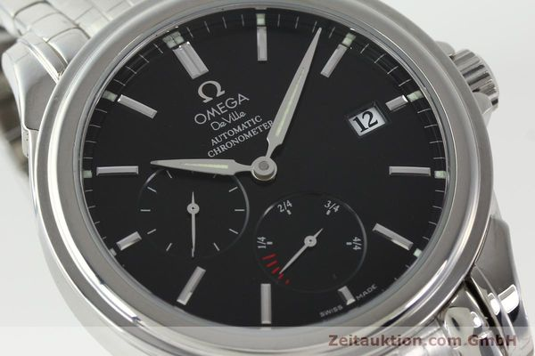 Used luxury watch Omega De Ville steel automatic Kal. 2627  | 141774 02