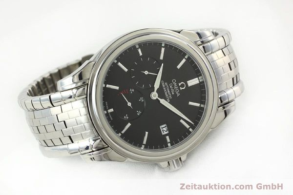Used luxury watch Omega De Ville steel automatic Kal. 2627  | 141774 03