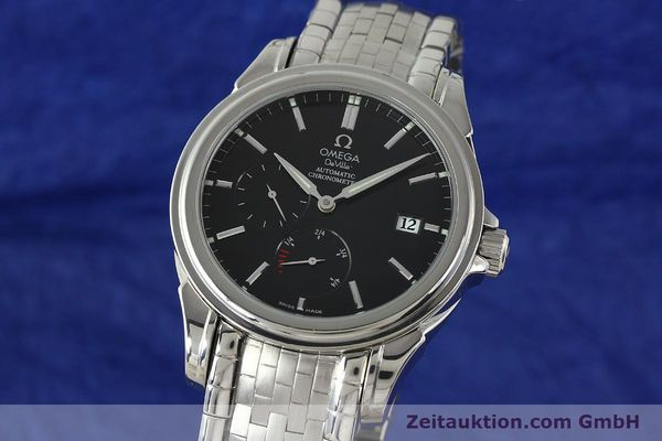Used luxury watch Omega De Ville steel automatic Kal. 2627  | 141774 04