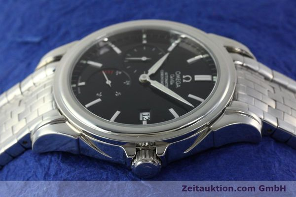 Used luxury watch Omega De Ville steel automatic Kal. 2627  | 141774 05