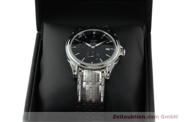 Used luxury watch Omega De Ville steel automatic Kal. 2627  | 141774 07