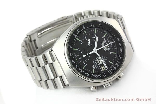 Used luxury watch Omega Speedmaster chronograph steel automatic Kal. 1045 Ref. 176.0012  | 141777 03