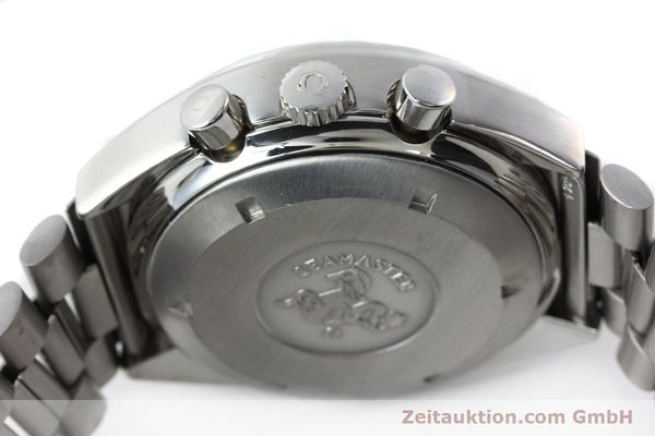 Used luxury watch Omega Speedmaster chronograph steel automatic Kal. 1045 Ref. 176.0012  | 141777 11