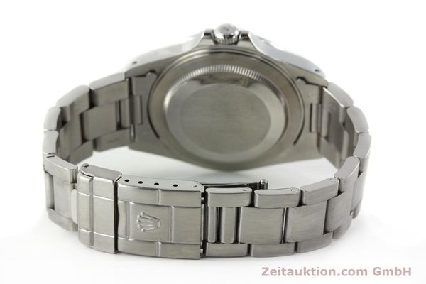 Used luxury watch Rolex Explorer II steel automatic Kal. 3185 Ref. 16570  | 141780 12