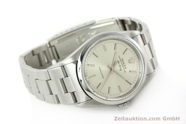 Used luxury watch Rolex Air King steel automatic Kal. 3000 Ref. 14000  | 141781 03