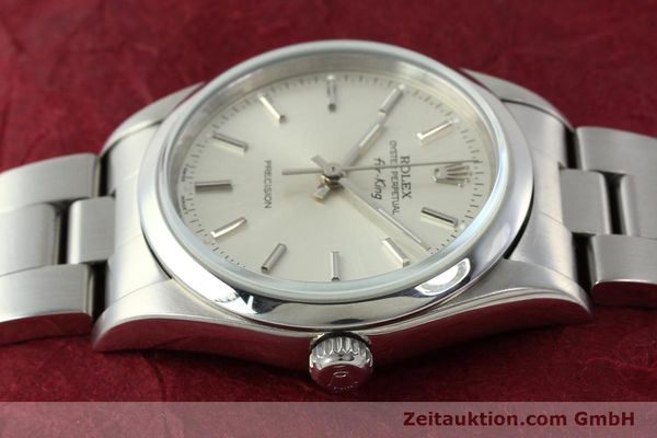 Used luxury watch Rolex Air King steel automatic Kal. 3000 Ref. 14000  | 141781 05